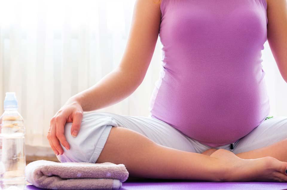 Fitness in Pregnancy - jiva ayurveda